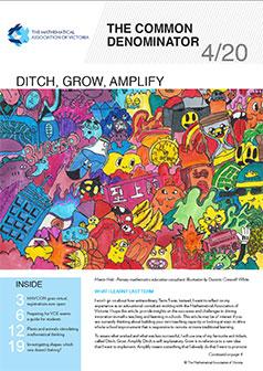 Common Denominator Magazine
