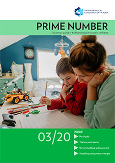 Prime Number (Primary)