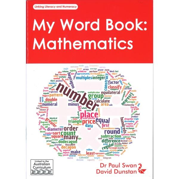 My Word Book: Mathematics