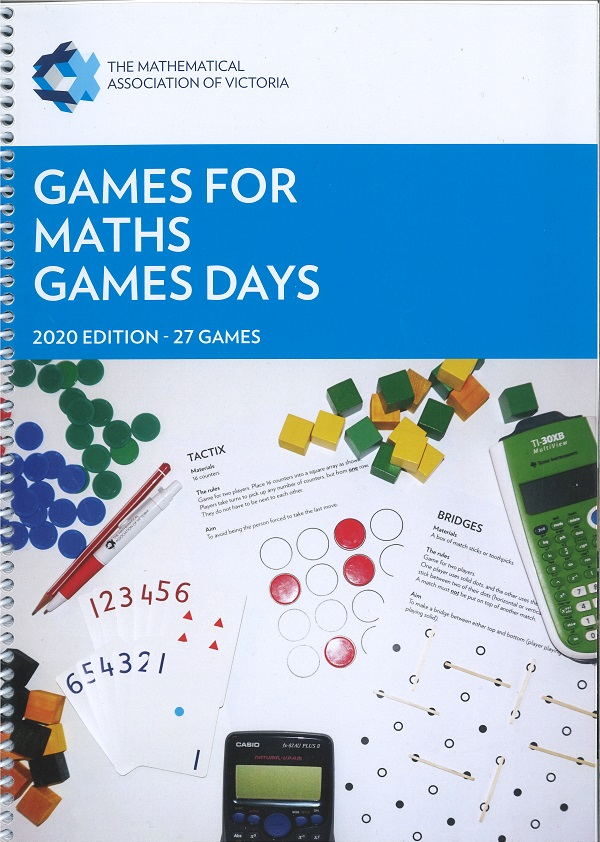 Games for Maths Games Days