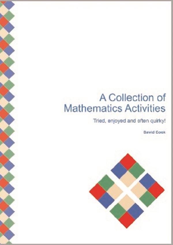 A Collection of Mathematics Activities:  For yrs F-8