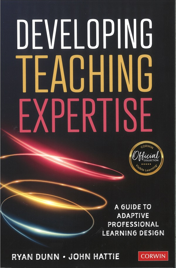 Developing Teaching Expertise - NEW TITLE