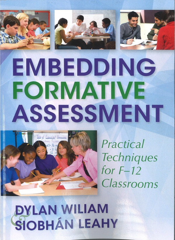 Embedding Formative Assessment - Practical Techniques for F-12 Classrooms
