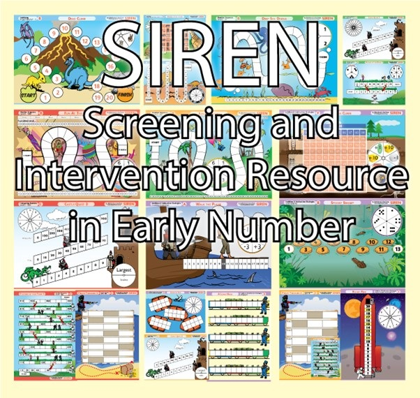 SIREN. Screening and Intervention Resource in Early Number
