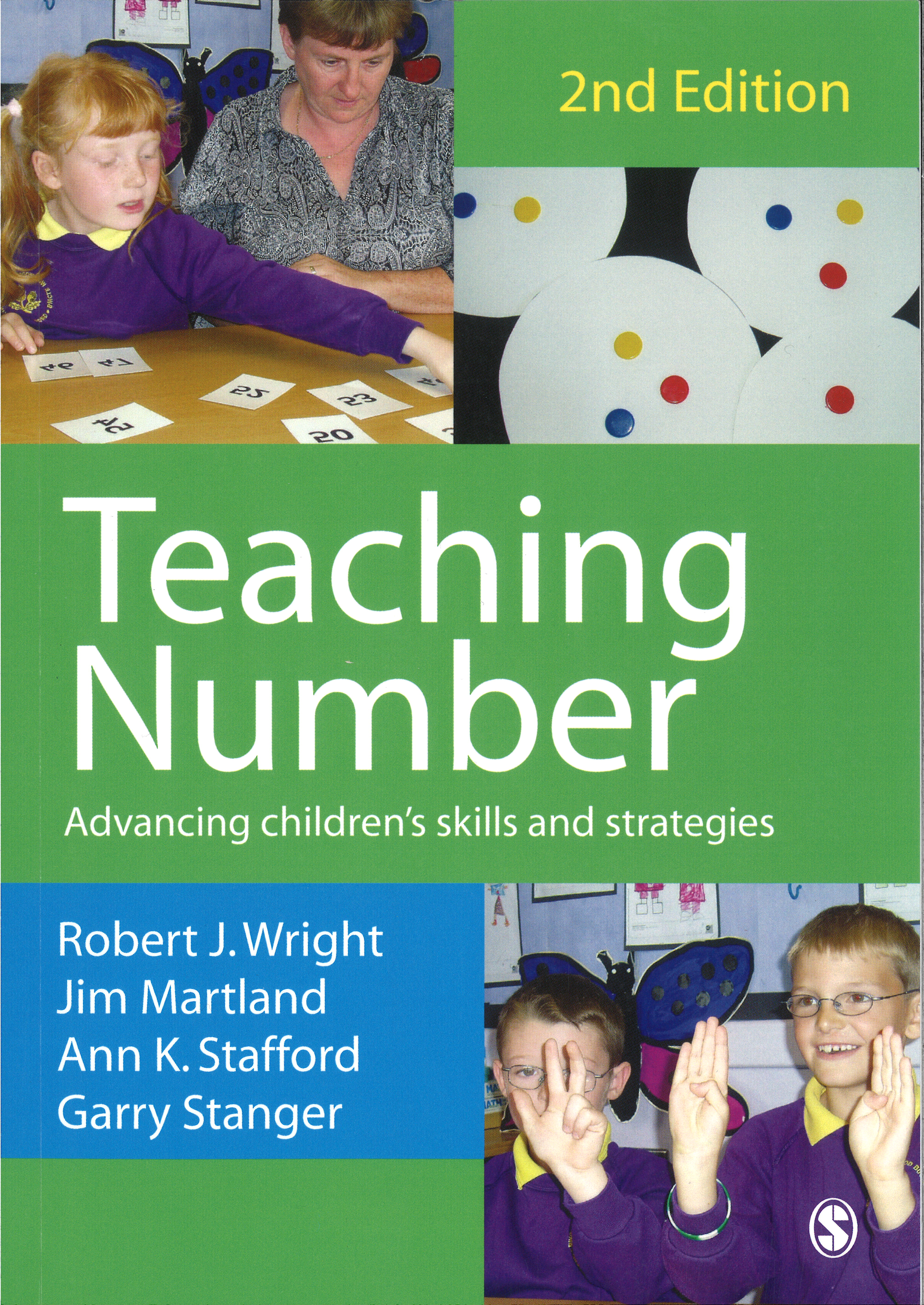 Teaching Number: Advancing Children's Skills and Strategies 2nd Edition