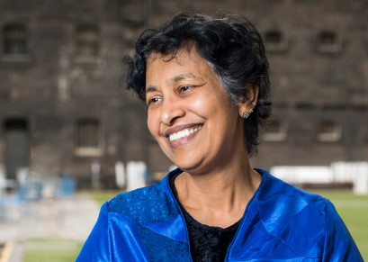 'One minute with Asha Rao', Professor of Mathematics, and Associate Dean of Mathematical Sciences at RMIT University.