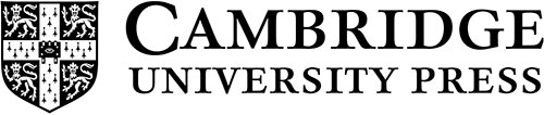 Annual sponsor: Cambridge University Press
